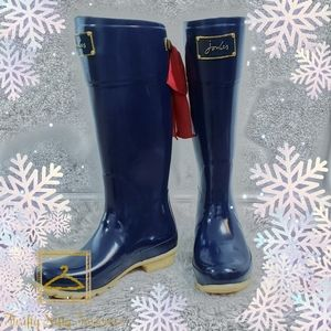 Knee High Joules Evedon Rain Boots